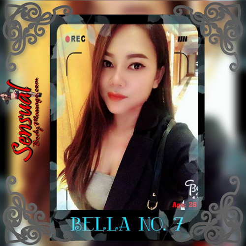 Lifestyle Outcall Massage Therapist Bangkok BELLA
