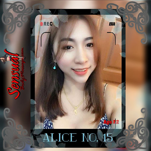 Lifestyle Outcall Massage Therapist Bangkok ALICE